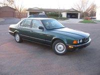 1990 BMW 7 Series, #4 1990 BMW 735i, exterior