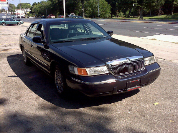 Mercury Grand Marquis Gs Pic X