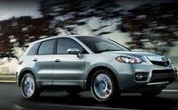 2011 Acura RDX, front three quarter view , exterior, manufacturer