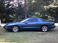 Picture of 1996 Pontiac Firebird Formula, exterior
