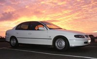 2000 Holden Commodore, Up at Arthur's Seat, that sky is so magical!, exterior, gallery_worthy