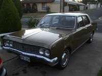 1970 Holden Premier Overview