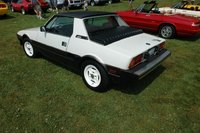 1989 FIAT X1/9 Overview