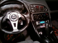 Picture of 1995 Mitsubishi Eclipse GS, interior