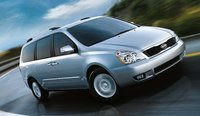 2011 Kia Sedona, front view , exterior, manufacturer, gallery_worthy