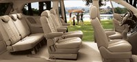 2011 Kia Sedona, seating , interior, manufacturer
