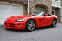2005 Dodge Viper 2 Dr SRT-10 Convertible picture, exterior