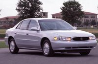 2004 Buick Century, front three quarter view , exterior, manufacturer