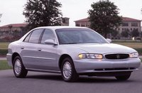 2004 Buick Century, front three quarter view , manufacturer, exterior