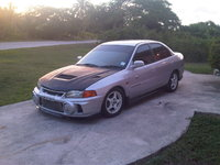 Picture of 1996 Mitsubishi Lancer Evolution GSR, exterior