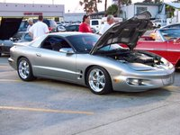 Picture of 1999 Pontiac Firebird Formula, exterior, engine