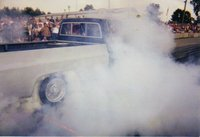 1985 Chevrolet C/K 10, Circle track motor + low profile tires = Yay!!!!!!, exterior, gallery_worthy