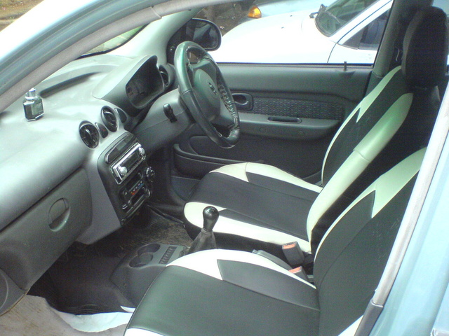 Picture of 2005 Hyundai Santro, interior, gallery_worthy