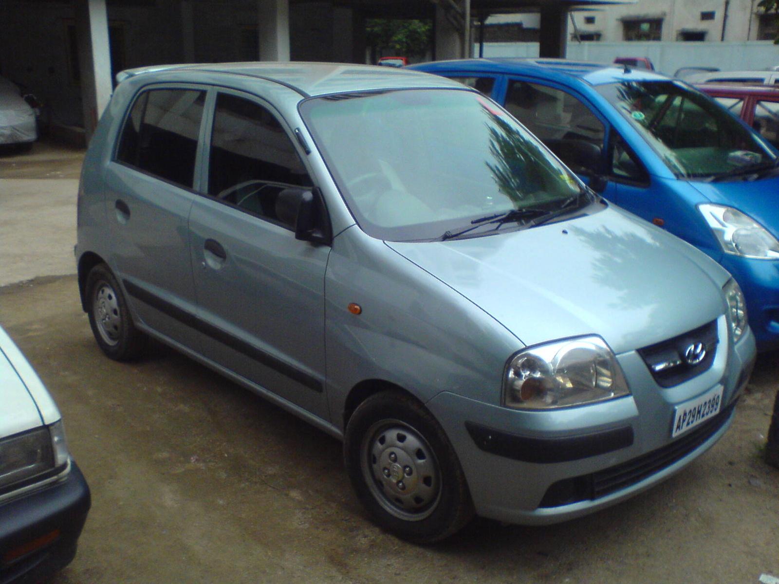 1999 Hyundai Santro Overview Cargurus