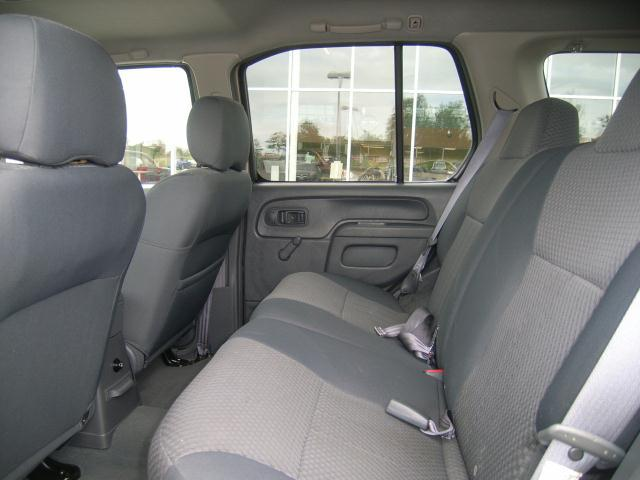 Picture Of 2003 Nissan Xterra