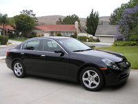 Picture of 2003 INFINITI G35 Sedan RWD with Leather, exterior, gallery_worthy