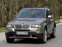 2009 BMW X3 Overview