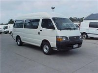 2002 Toyota Hiace Overview