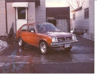 1977 Chevrolet Chevette Overview
