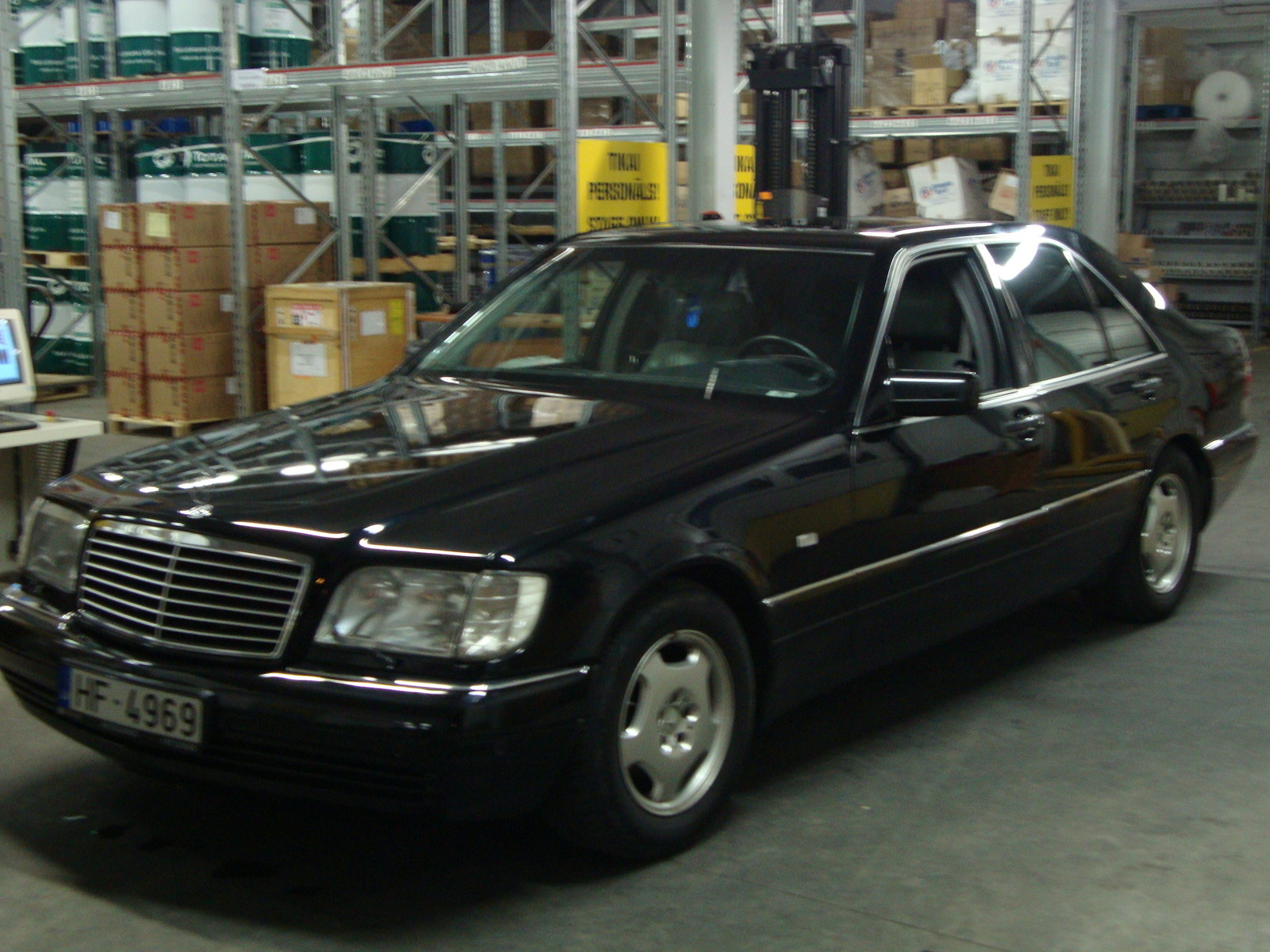 Picture of 1997 Mercedes-Benz S-Class, exterior, gallery_worthy