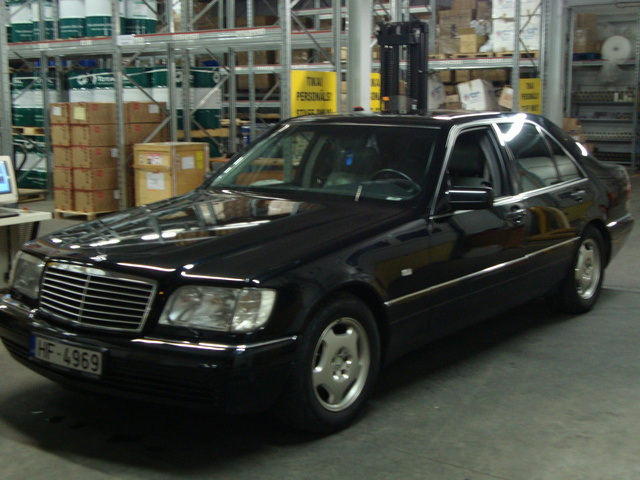 Picture of 1997 Mercedes-Benz S-Class