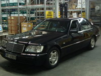 1997 Mercedes-Benz S-Class Overview