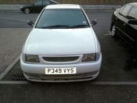 1997 Seat Ibiza Overview