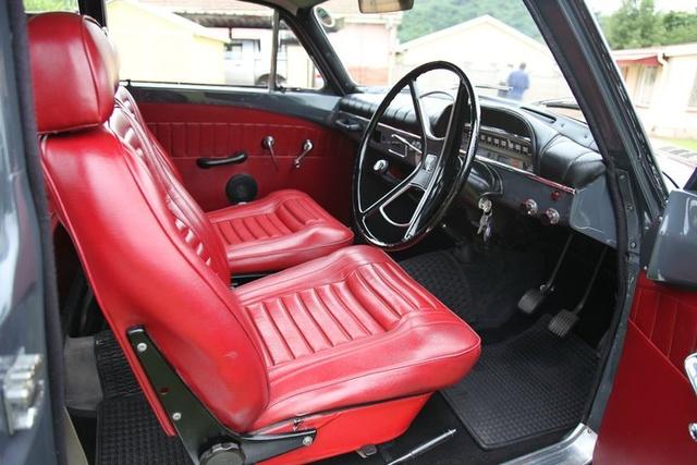 Picture of 1970 Volvo 122, interior