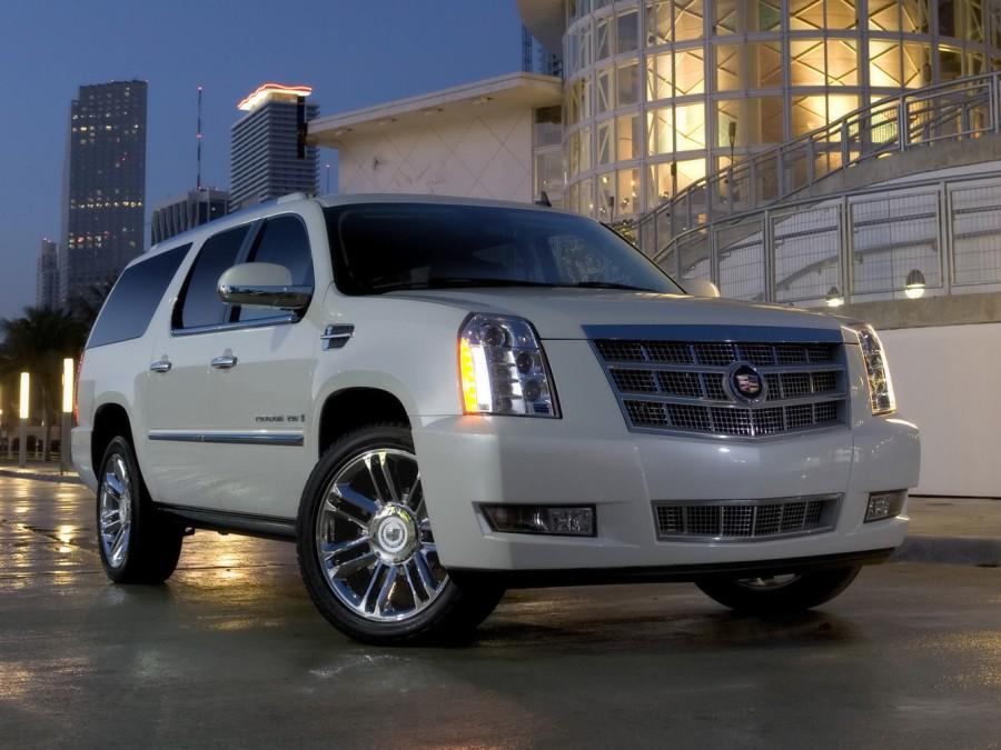 Cadillac Escalade 2010 Interior. 2008 Cadillac Escalade