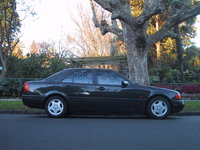 1995 Mercedes-Benz C-Class, Mercedes-Benz C180 Esprit, exterior, gallery_worthy