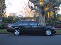 1995 Mercedes-Benz C-Class, Mercedes-Benz C180 Esprit, exterior