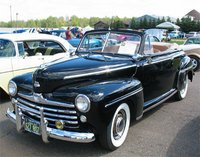 1952 Ford Crestline Overview
