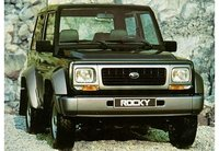 1998 Daihatsu Rocky Overview