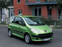 2008 Peugeot 1007 Overview