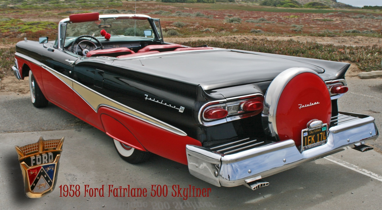 1958 Ford Fairlane picture, exterior