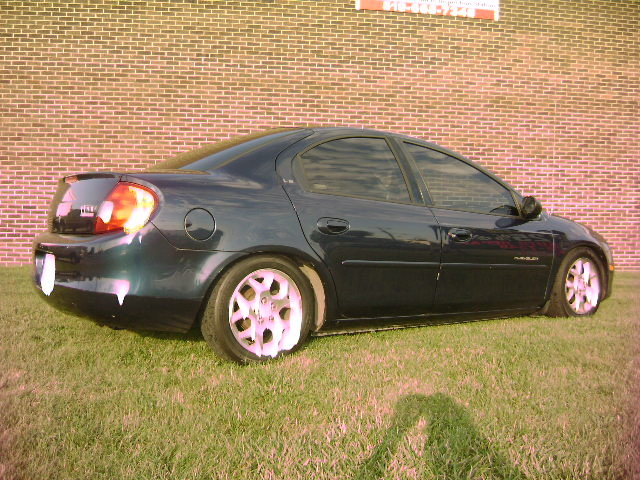 Picture of 2001 Chrysler Neon, exterior