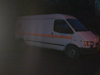 1994 Ford Transit Cargo Overview