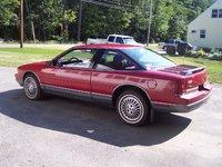 1988 Oldsmobile Cutlass Supreme, 1988 Olsmobile Cutlass SL.  All original except the alternator.  Paint in very good condition.  , exterior