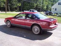 1988 Oldsmobile Cutlass Supreme, 1988 Olsmobile Cutlass SL.  All original except the alternator.  Paint in very good condition.  , exterior