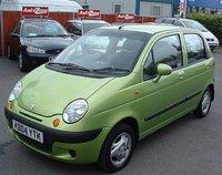 2007 Daewoo Matiz Overview