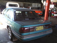 1993 Ford Falcon, 1993 Ford ED Falcon Fairmont sedan