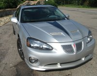 2004 Pontiac Grand Prix GT2, GP Front with Inferno Hood, exterior