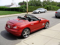 Picture of 2005 Chrysler Crossfire Roadster Limited, exterior, gallery_worthy