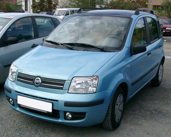 Picture of 2007 FIAT Panda, exterior, gallery_worthy