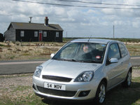 Picture of 2007 Ford Fiesta, exterior, gallery_worthy