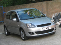 2007 Ford Fiesta Picture Gallery