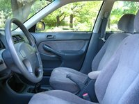 Picture of 1997 Honda Civic LX, interior
