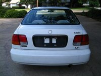 Picture of 1997 Honda Civic LX, exterior