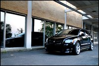 2009 Dodge Caliber SRT4, Caliber SRT-4, exterior