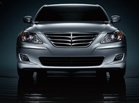2011 Hyundai Genesis, front view , exterior, manufacturer